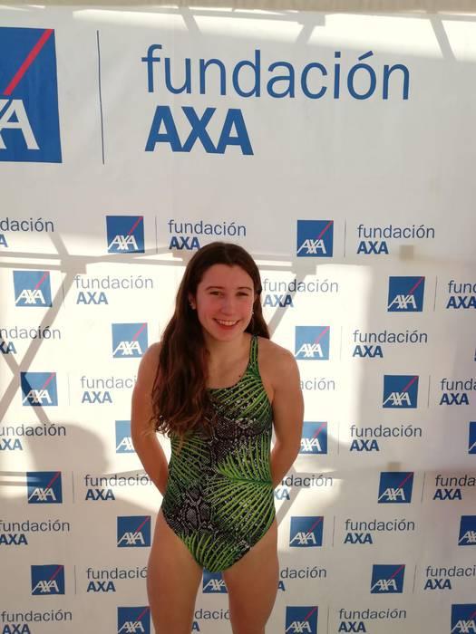 Nahia Zudaire, Espainiako txapelketan nagusi