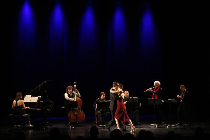 Opera eta tango doinuz betetako XVI. Akordeoi Jaialdia