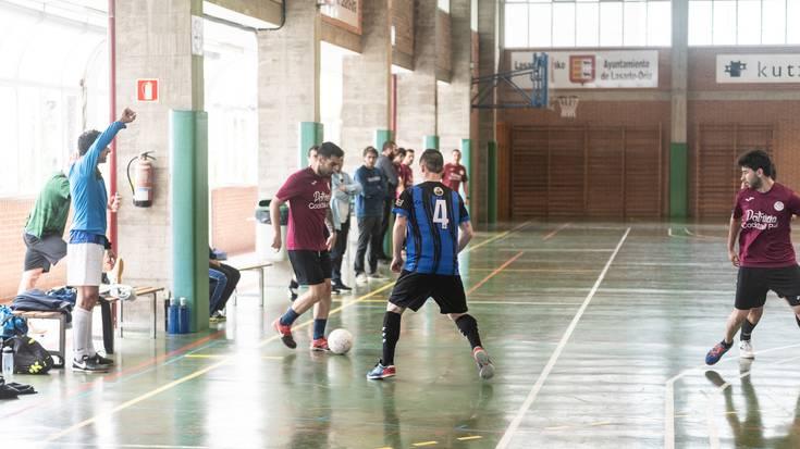 Herriko areto futbol txapelketa: Patricio-Buenetxea