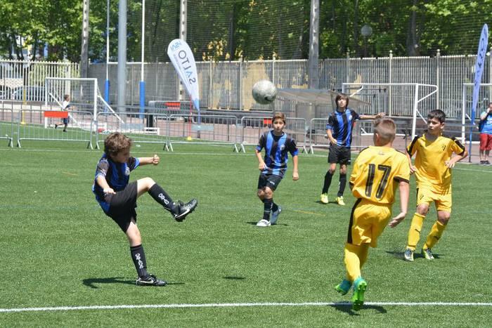 Futbol eskolan izena emateko epea ireki du Ostadar SKTk