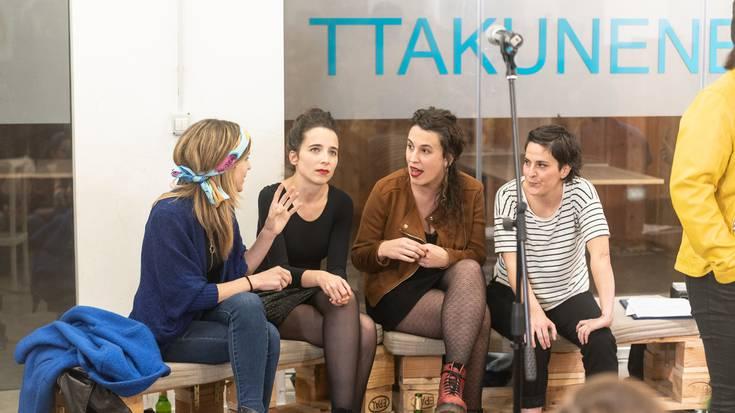 Korrika Kulturala: 'Ez da kasualitatea' bertso saio musikatua