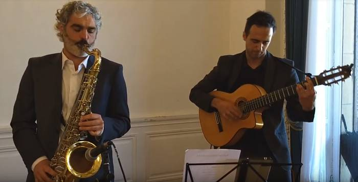 Leku guztietan kultura - Bossa Quartet taldea