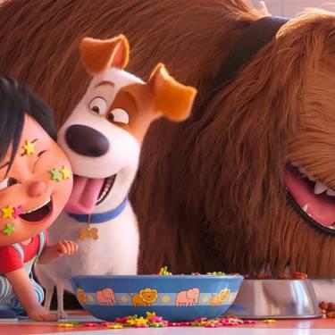 Mascotas 2 filma