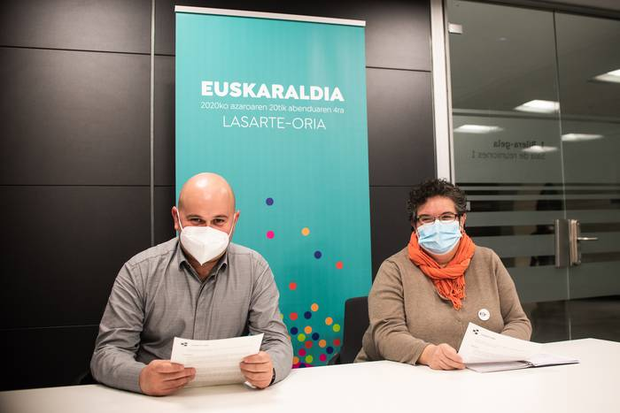"""""""Benetako Euskaraldia 365 egunetakoa da"""""""