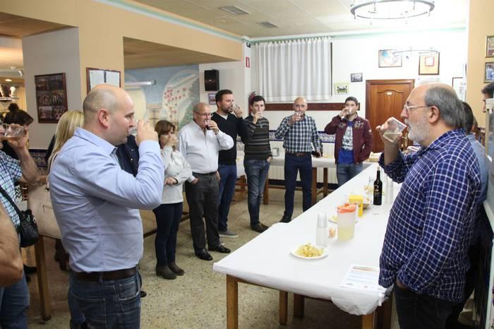 Andaluzia eguna 2020 - 'Ohorezko ardoa'