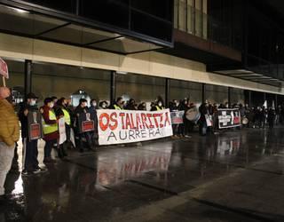 Lasarte-Oriako ostalariak Okendo plazan kontzentratuko dira gaur, 20:30ean