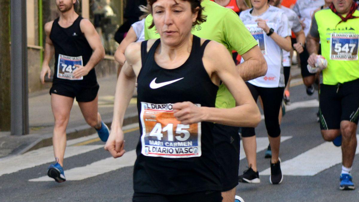 Olaso eta Hernandez, ederki Irungo maratoi erdian