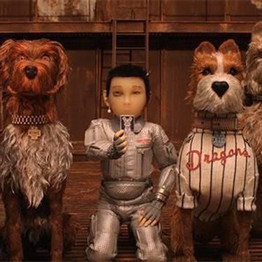 Isla de perros filma
