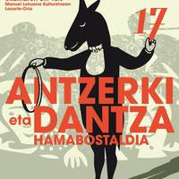 Antzerki eta dantza hamabostaldia - Dantza