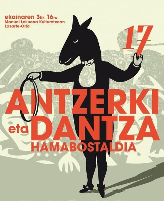 Antzerki eta dantza hamabostaldia - Antzerkia