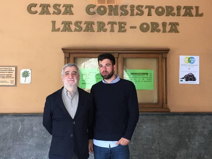 Alejandro Saenz izango da PPko alkategaia