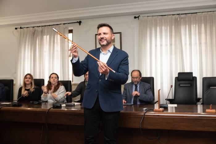Agustin Valdivia izendatu dute alkate