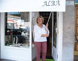 Herriko merkatarien egoera - Alba Moda