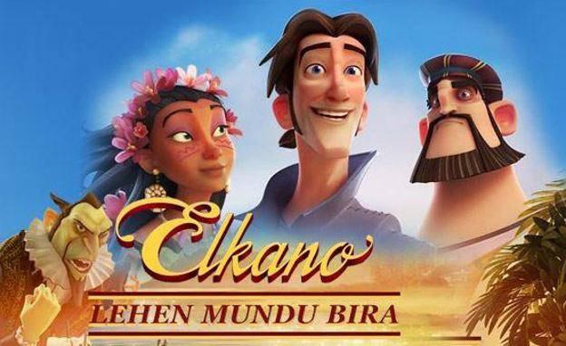'Elkano: lehen mundu bira' filma, TXINTXARRIren atari digitalean ikusgai