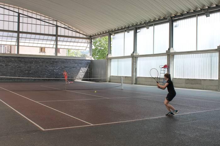 LOKEko Tenis atala, arintze egoeraren garapenaren zain