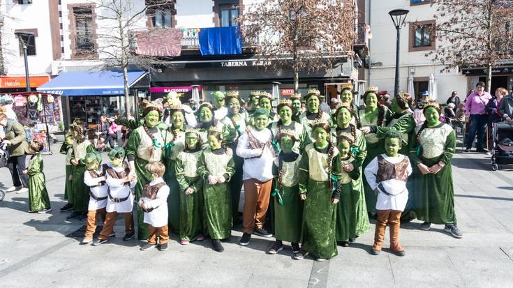 Inauteriak - Goiza I