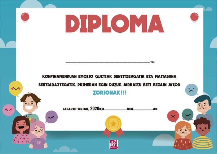 Ongi merezitako diploma