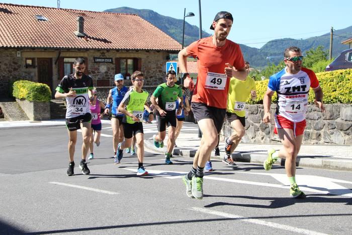 Aritz Garinek eta Pili Bodegasek irabazi dute VI. Sorgin Krosa