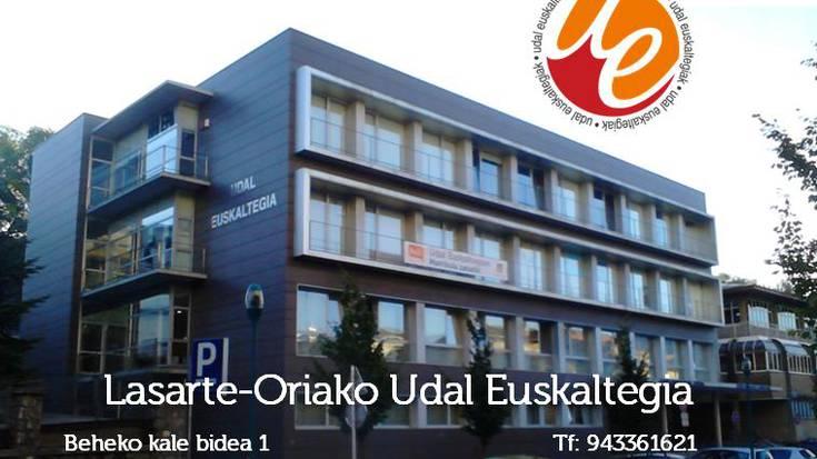 LASARTE-ORIAKO UDAL EUSKALTEGIA