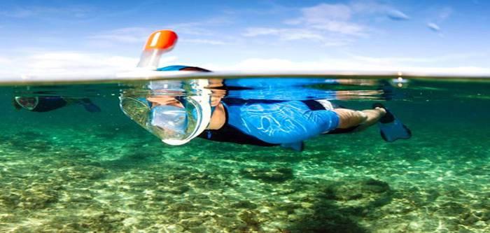 Snorkel urpekaritza hastapen ikastaroa antolatu dute