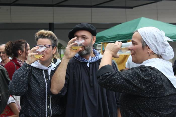 Euskal giroz blaitutako eguna