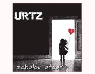 """Urtz taldearen """"Zabaldu ateak"""" diskoa"""