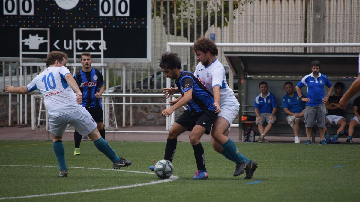 Erregional Gorenak Astigarragako Mundarrori 3-1 irabazi dio