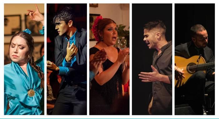 Flamenco Abierto ikuskizuna