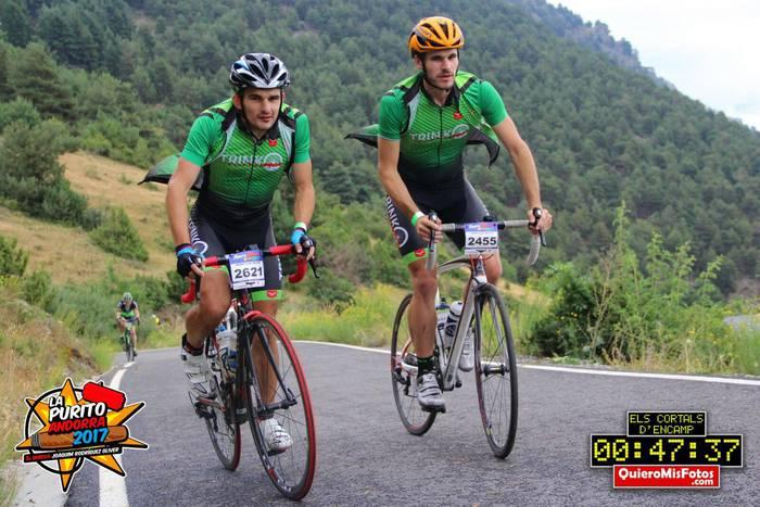 Trinko triatloi taldeko kideek ekin diote ikasturte berriari