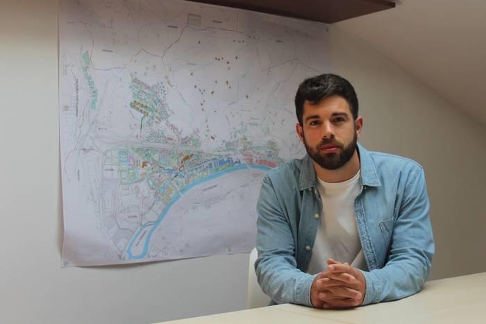"""Alejandro Saenz: """"Ez litzateke PPk alkatea aukeratzen duen lehen aldia..."""""""