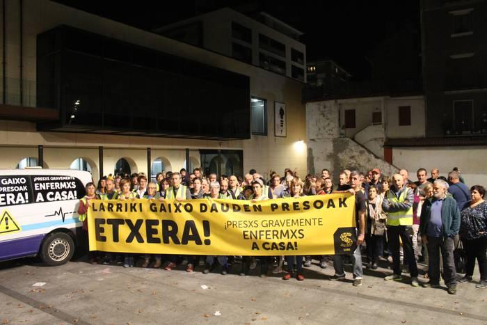Otsailaren 27an erabakiko dute Ibon Fernandez Iradiren zigor-etete eskaerari buruz