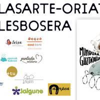 Bizipoza Lasarte-Oriatik Lesbosera elkartasun ekitaldia