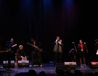 Ariane Nsilulu & Shine Gospel, Manuel Lekuonan