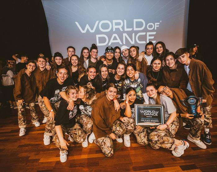 Hiru lasarteoriatar, World of Dance txapelketako finalera