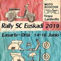 Rally SC Euskadi 2019