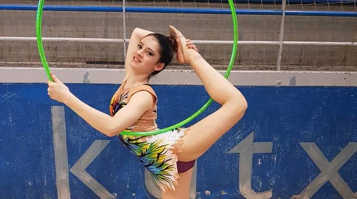 LOKEko gimnastek lehen postuetan hasi dute denboraldia