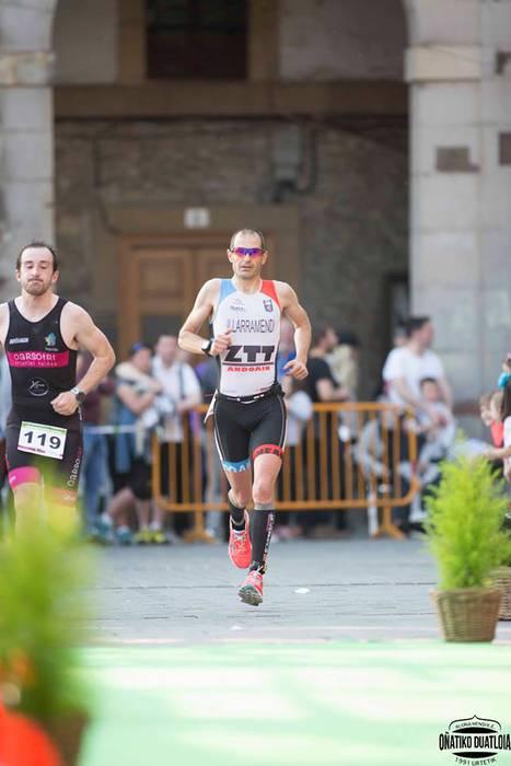 Ironman 70.3 distantziako munduko txapelketan lehiatuko da Andoni Ilarramendi