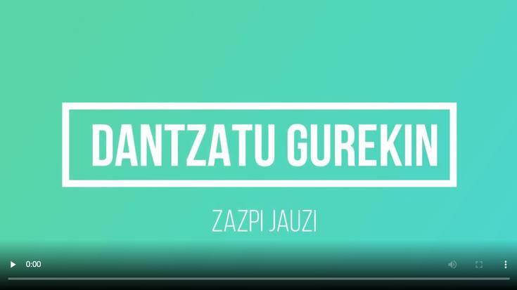 'Dantzatu gurekin': zazpi jauzi