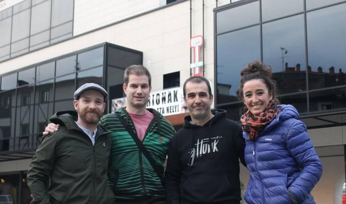 'Lasarte-Oriarrak': herritik, herriarentzat