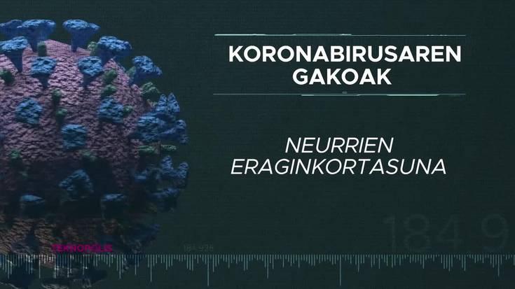 Bideo-pilulak: neurrien eraginkortasuna