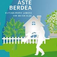 Aste Berdea - Musika tresnen tailerra