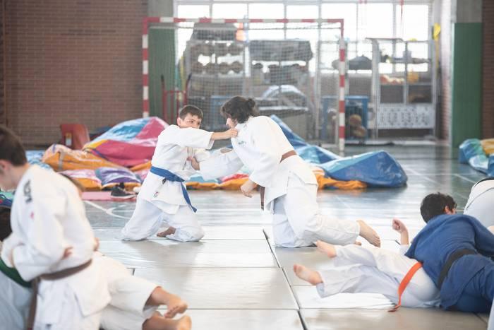 LOKEko judokak astelehenetik aurrera martxan